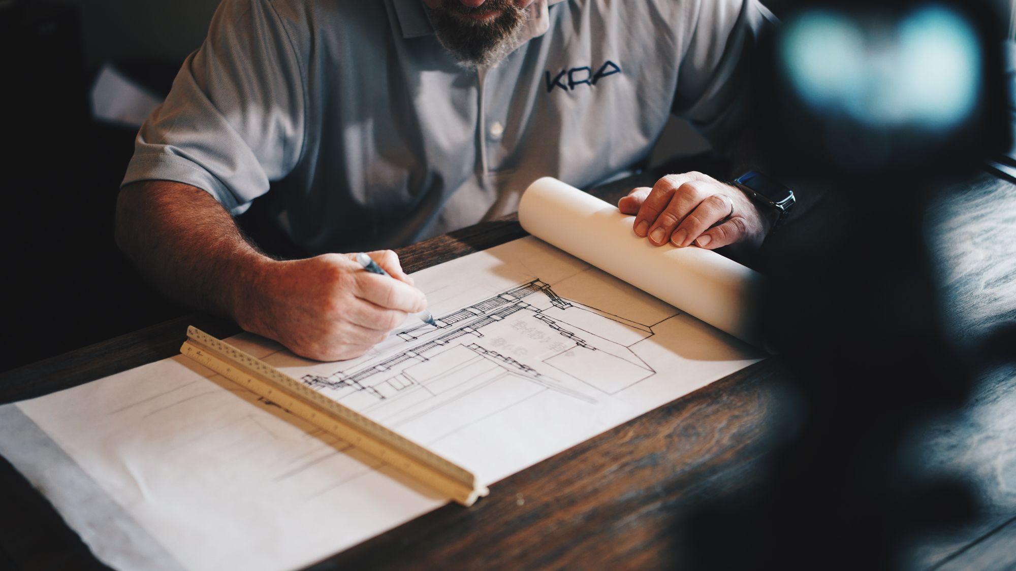 Помощь дизайнерам и архитекторам в разработке проекта